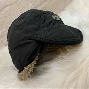Timberlands hat with ear coverage